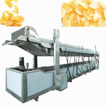 Potato Washing Peeling Cutter Slicer Chips Making Machine Et-X10c