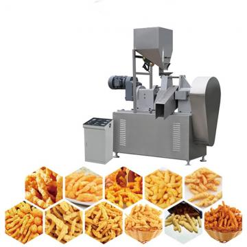 Fried Nik Nak Corn Curl Kurkure Cheetos Snack Food Making Machine