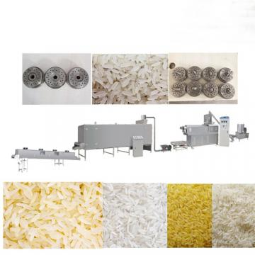 Industrial Nutrition Artificial Rice Making Machinery