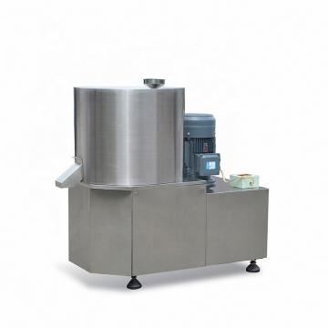 Snack Food Extruder Tortilla Doritos Corn Chips Making Machine