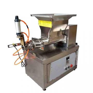 Crispy Snack Food Twist Processing Machine Fried Dough Twisting Extruder