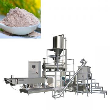 300-500kg/H Nutritional Baby Rice Powder Food Extruder Machine