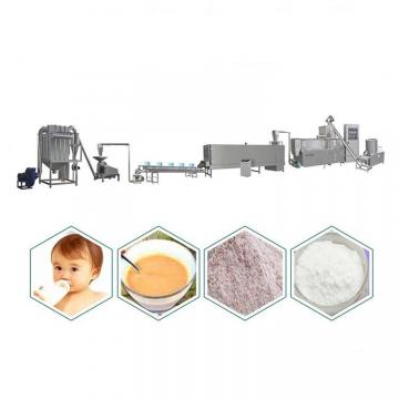 Extruded Rice Powder Nutritional Baby Food Machine