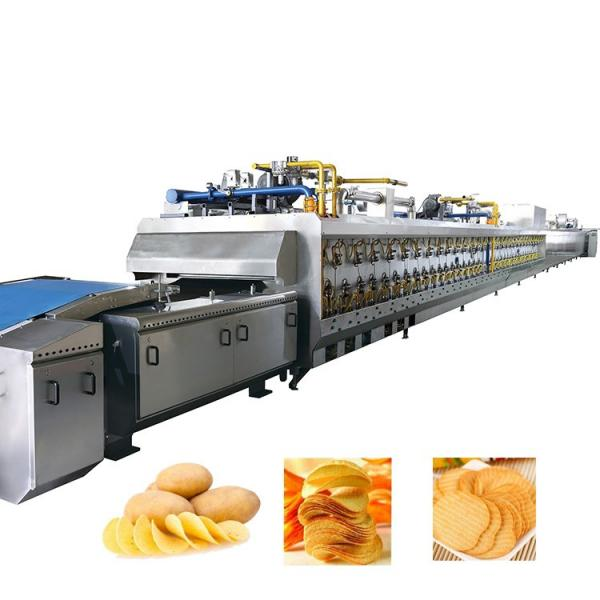 Best Price Full Production French Fries Production Line Industrial Potato Chips Making Machine #1 image
