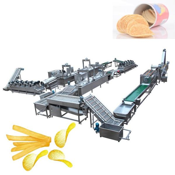 Best Price Full Production French Fries Production Line Industrial Potato Chips Making Machine #2 image