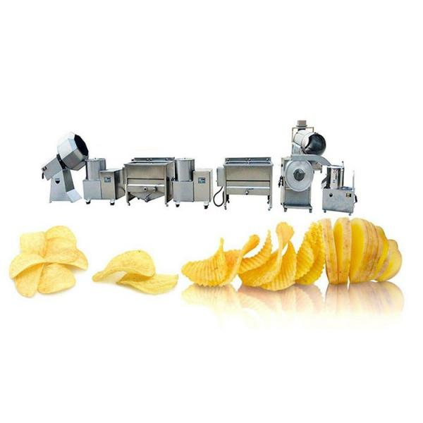 Best Price Full Production French Fries Production Line Industrial Potato Chips Making Machine #3 image