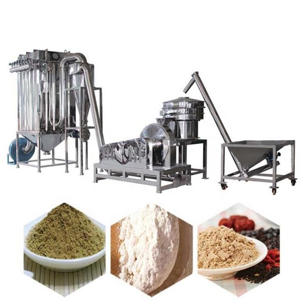 Automatic High Capacity Nutritional Powder Baby Food Cereal Processing Production Line #1 image