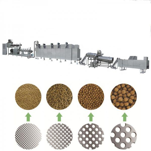 Floating Fish Feed Pellet Making Machine Aquatic Fish Food Production Line Feed Extruder #1 image