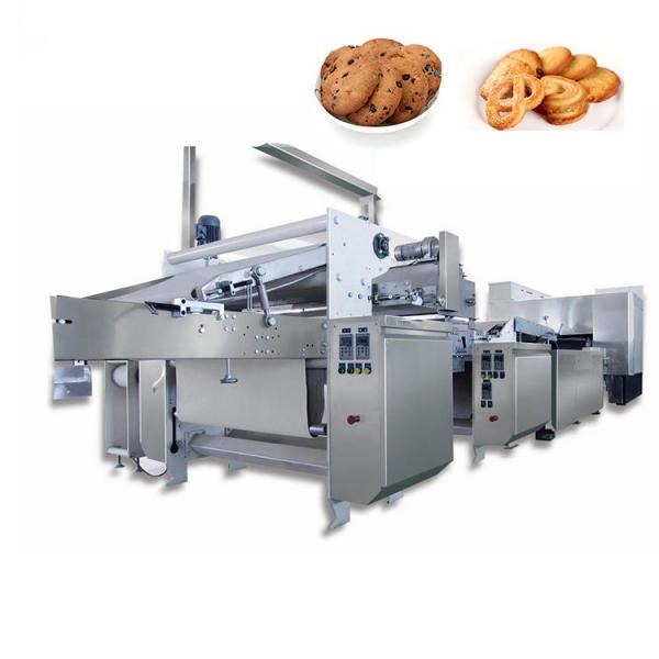 Fully Automatic Complete Biscuit and Cookie Making Machine Biscuit Production Line #1 image