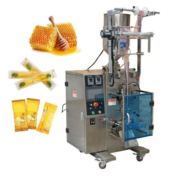 Bottled Tomato Juice Powder Jam Spicy Sauce Motor Edible Oil Liquid Sugar Past Honey Food Automatic Packaging Machinery Filling Sealing Packing Labeling Machine #1 image